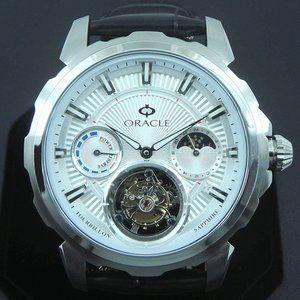 Oracle Tourbillon Luxury Men's Watch - Daedalus